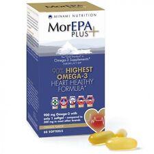 Minami Nutrition MorEPA Plus Softgels 60