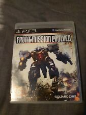 Front Mission Evolved ps3 Playstation 3 Mech Action Shooter Game