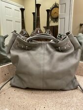 GRAY STEVE MADDEN Spacious Stylish Handbag