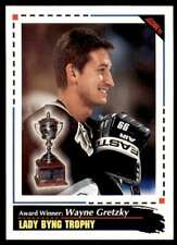 1991-92 Score Wayne Gretzky Los Angeles Kings #525
