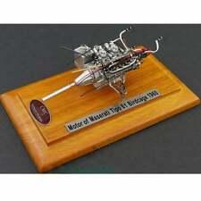 CMC 1:18 Diecast Miniature Engine Maserati Tipo 61 Birdcage 1960