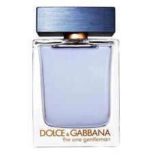 Dolce & Gabbana The One Gentleman Men 3.3 oz Eau de Toilette Spray Unboxed New