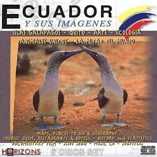 Ecuador Y Sus Imagenes, Horizons Collection, Very Good