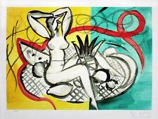 Stefan Szczesny - Nude in a still life - HANDSIGNIERT,NUMMERIERT - VK: 350 Euro