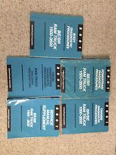 2001 Dodge Ram Truck 1500 2500 3500 Diagnostics + Supplement Service Shop Manual