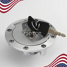 Fuel Gas Tank Cap Cover Lock Key For Yamaha YZF R1 R6 YZF 600 750 XJR 1200 400