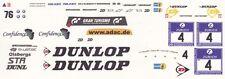 #4 Jorg Viebahn Schubert Racing BWM Z4 2011 1/64th HO Scale Slot Car Decals