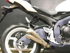 SILENCIEUX ZARD V2 RACING TITANE SUZUKI GSX-R 600/750 2011