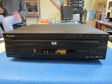 Pioneer DV-C503 5 Disc Changer DVD/CD Player No Remote Tested Working