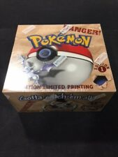 Pokemon Fossil 1st Edition TCG Factory Sealed English Booster Box
