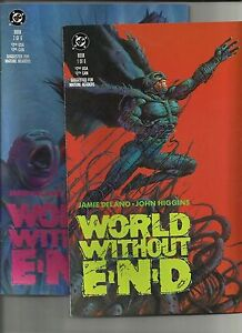 WORLD WITHOUT END # 1 2 3 4 5 6 1-6 COMPLETE SERIES 1991 FINE PLUS
