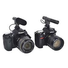 Pro Stereo Microphone Fr Canon T7I 6D II 7D 80D 70D 60D 5D IV III T6 T6S 77D SL2