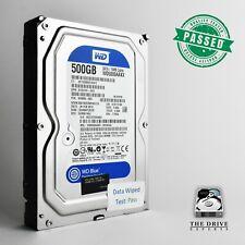 "500GB Western Digital Azul WD 5000 AAKX - 60U6AA0 3.5"" SATA disco duro interno HDD"