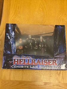 NECA Reel Toys Hellraiser Cenobite Lair Clive Barker AF HR L 3 Rare