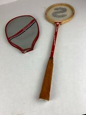 vintage salaun star squash racket With Omega Cover
