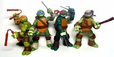 "4 PCS Lot 5"" Teenage Mutant Ninja Turtles Movie Action Figures, UK SELLER"