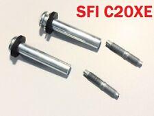 Schraube mit Bolzen M6 OPEL C20XE SFI Kasten oben 4 Stück N E U