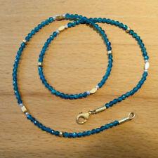 Perlen aus Zucht-Halsketten mit echten Gelbvergoldet