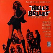 LES BAXTER Hells Belles ORIGINAL SOUNDTRACK Sealed Vinyl Record LP