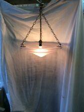 More details for art deco glass ceiling light shade