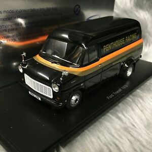 Spark 1:43 Ford Transit Mk1 Penthouse Racing 1975 S0294