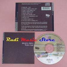 CD WALTER LUPI Bhakta priya 1990 DDD ZD 74441 chitarra(Xi3) lp mc dvd