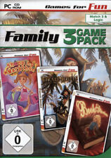 Games for Fun Family Game Pack 3 (PC - NEU)