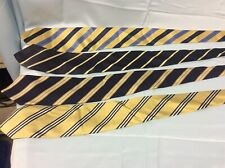 Brooks Brothers striped tie lot