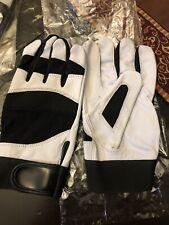 High Quality Leather Baseball Batting Gloves