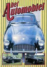 1982 HET AUTOMOBIEL MAGAZIN 29 ADELAARS AUTOBAHN BUICK CISITALIA AC CARS