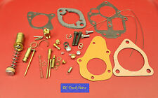Dodge M37 M43 3/4 Ton 4x4 G741 Carter Ball & Ball ETW1 NEW carburetor kit
