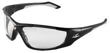 Bullhead Javelin BALLISTIC RATED Safety Sun Glasses Gray W/Clear Anti-fog Lens