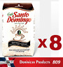 8 pound CAFE Santo Domingo Roasted whole bean best Dominican coffee 100% EUROP