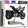 ARROW EXHAUST HOMOLOGATED PRO-RACE NICHROM HONDA CB 1000 R 2018 18