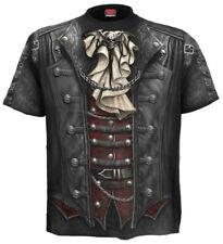 Gothic Steampunk Metal Victorian Shirt Hemd Weste Waistcoat Wacken M L XL XXL
