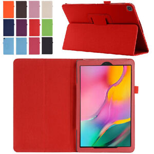 """Tablet Cover For Samsung Galaxy Tab A7 10.4"""" 2020 Leather Magnetic Stand Case"""