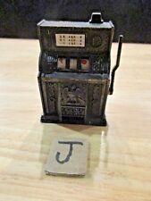 Cast Toy Golden Eagle Slot Machine Pencil Sharpener