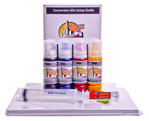 Sublimation Conversion Kit ink Refill for Epson ECO-Tank printer Non OEM