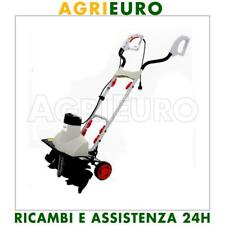 Motozappa elettrica GeoTech EC 1500-6 - 1500 watt elettrozappa da giardino 220v