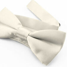 Noeud Papillon Enfant Réglable Ivoire Ecru  - Children Bow Tie Adjustable Ivory