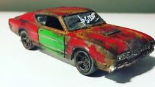 2012 Hot Wheels '69 Mercury Cyclone custom Mad max concept