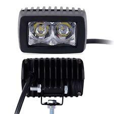 2X 6W SPOT LED Off road Work Light Lamp 12V car boat Truck Driving UTE SUV 4WD