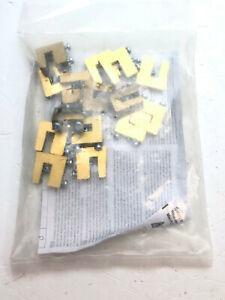 15x Rittal Leiteranschlussklemmen SV 3550.000 Sammelschienenklemmen Ø1 - 4 mm