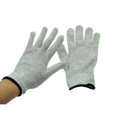 1 Pair Electro Shock Kit E-Stim Electro Gloves Men Therapy Device Accessories
