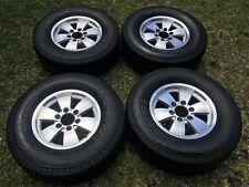 "16"" Toyota Tacoma 4Runner OEM Wheels Tires Rims 2003-2006 Enkei XSP Tundra"