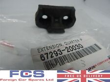 NEW GENUINE CELICA COROLLA CUSHION, BACK DOOR LOWER STOPPER 67293-20030