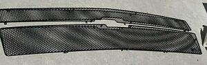 Grille-MX Upper Insert GRILLCRAFT CHE1520B fits 14-15 Chevrolet Silverado 1500