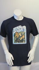 Retro Star Wars Shirt - Chewbacca and Han Solo Graphic - Men's Large