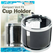 Compact Clip Vent Fit Cup Can Drinking Bottle Holder Stand Car Van Truck