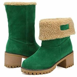 Vuticly Womens Winter-Snow Boots